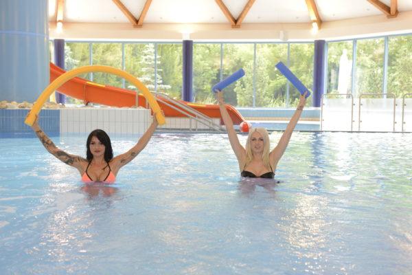 Aqua-Training (Aquapower im Tiefwasser)